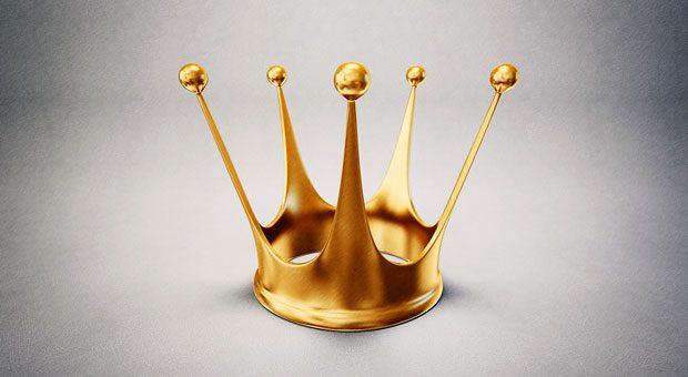 Sind Sie der Herr über das Marketing in Ihrem Unternehmen oder bestimmen andere über die Werbemittel? Jürgen Krenzer findet: Jeder Unternehmer sollte selbst die Krone der Markenhoheit tragen.