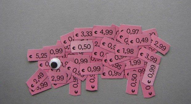 Schwein gehabt: Wenn Sie eine Preiserhöhnung richtig kommunizieren, springen weniger Kunden ab.