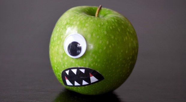 Manche Situationen bringen Mitarbeiter dazu, die Zähne zu fletschen.