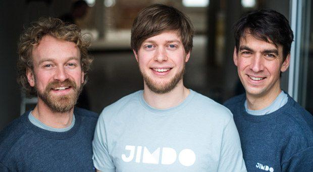 Die Jimdo-Gründer Fridtjof Detzner, Christian Springub, Matthias Henze (v.l.). Für manchen war die Entlassung von 66 MItarbeitern unverständlich. Schließlich wächst das Unternehmen.