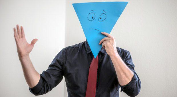Kein Spaß bei der Arbeit: Laut Gallup Engagement Index haben 15 Prozent der Mitarbeiter innerlich gekündigt.
