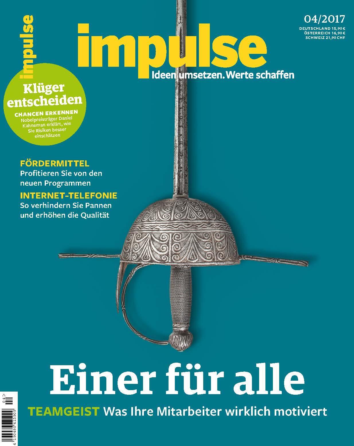 Cover impulse 04 2017