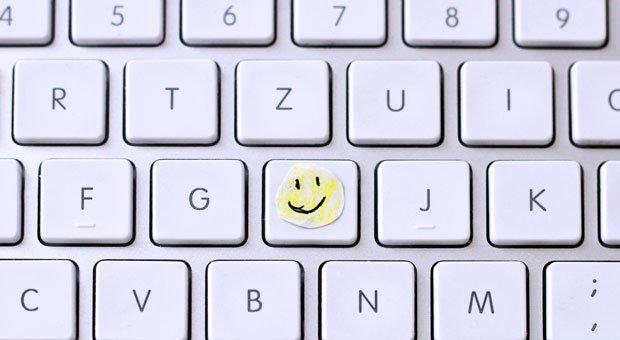 Zum kopieren e mail smileys Smileys in