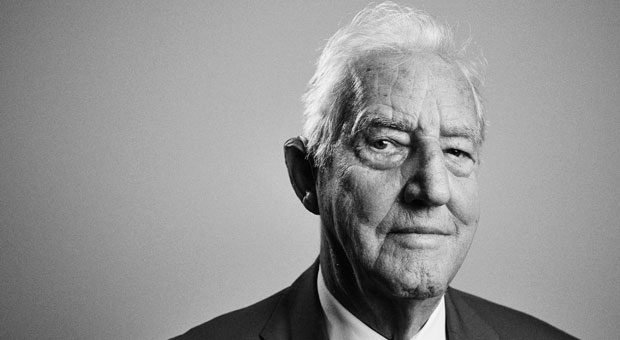 Mit 85 Jahren ist Bruno Rixen, der Erfinder des Wasserskilifts, einer der ältesten noch aktiven Unternehmer Deutschlands.