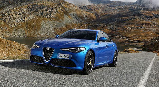 Von Fans geliebt, von Fuhrparkmanagern gemieden: Alfa Romeo. Mindestens 33.000 Euro kostet das Modell Guilia.