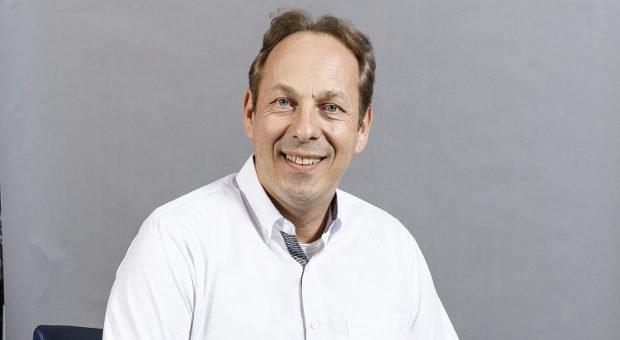 Unternehmer Berthold Dreher hat sich nicht entmutigen lassen.