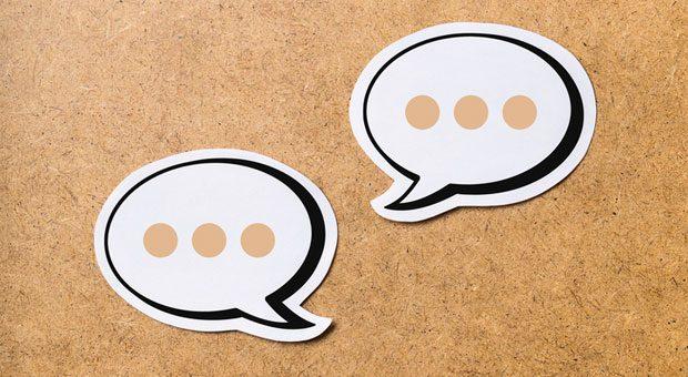 Kein langes Blabla: Instant Messenger können den Arbeitsalltag in Unternehmen erleichtern - weil Chefs und Mitarbeiter durch sie schnell und übersichtlich kommunizieren können.