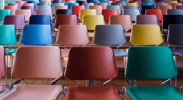 Für jede Präsentation gibt es die richtige Präsentationstechnik. Wenn Sie die anwenden, fesseln Sie Ihre Zuhörer an ihre Stühle!