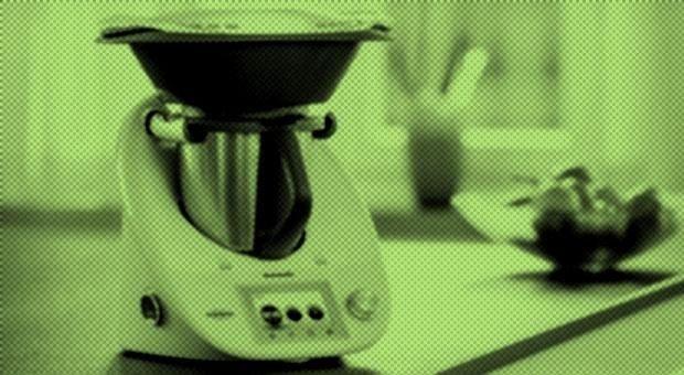 Küchenmaschine mit WLAN: Die Digitalisierung hat das Geschäftsmodell von Vorwerks Thermomix verändert.