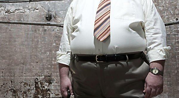 Übergewicht ist nicht nur lästig und gesundheitsschädlich. Chefs mit Bauch haben mehr Schwierigkeiten, sich Respekt zu verschaffen, meint Unternehmercoach Stefan Merath.