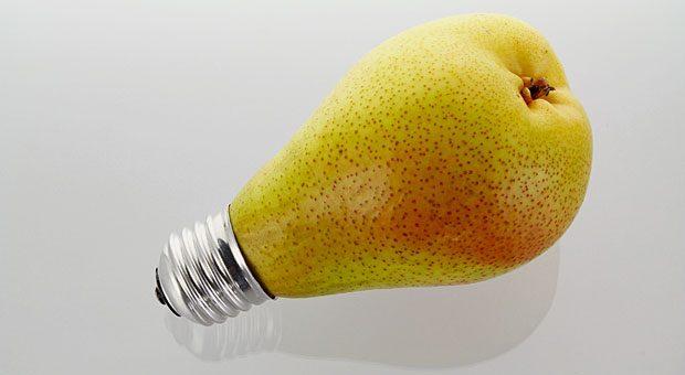 Um die Ecke gedacht: Innovative Mitarbeiter finden kreative Lösungen.