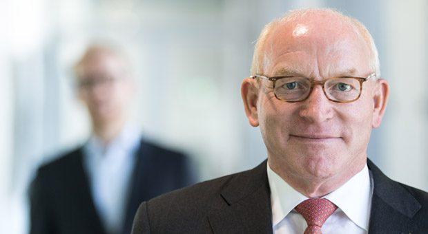 Martin Viessmann leitet seit 1991 das Familienunternehmen in dritter Generation.