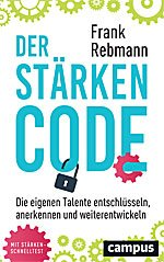 Buchcover: Der Stärken-Code
