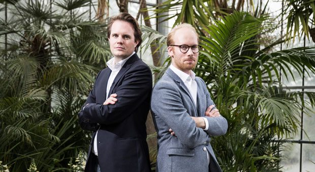 Duell der Heizungsspezialisten:  Christian Deilmann, Chef des Start-ups Tado, tritt gegen Maximilian Viessmann, Juniorchef des Erfolgskonzerns Viessmann an.