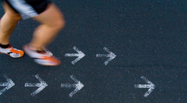 Als Unternehmer muss man ein Marathonläufer sein, der sein Ziel fest im Blick hat. Nur so schafft man es, Rückschläge zu überwinden - und vorwärts zu kommen.