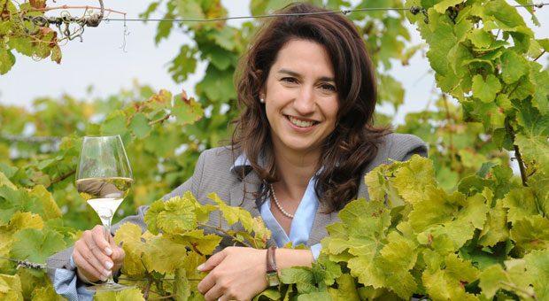 Das Weingut von Désirée Eser Freifrau zu Knyphausen hat zahlreiche Auszeichnungen gewonnen.