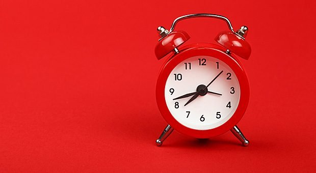 Kurz vor acht? So lange schläft impulse-Blogger Sven Franzen nur am Wochenende. An Arbeitstagen hat er sich angewöhnt, sehr früh aufzustehen.