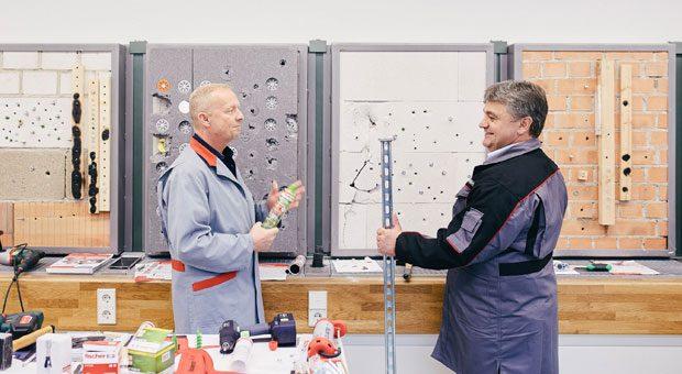 Der Fischer-Dübel machte Unternehmen einst weltbekannt. Erfahren Sie beim impulse-Netzwerktreffen am 15. Januar 2018 von Klaus Fischer persönlich, wie er das Familienunternehmen als Arbeitgeber attraktiv macht.
