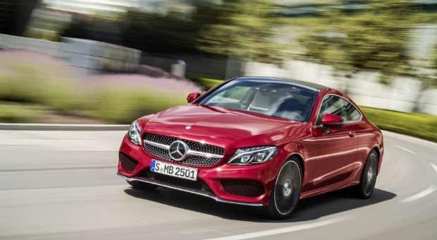 Platz 8: Mercedes C-Klasse. Schon wieder Mercedes! Die C-Klasse ist der Dienstwagen der Wahl für 2,84 Prozent der Geschäftsführer.