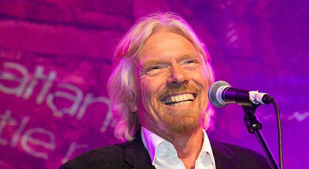 Richard Branson, CEO von Virgin, hat gut lachen - mit seinem Rezept für effektive Meetings dauern diese meist nur zehn Minuten.
