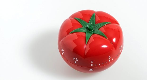 Dem klassischen Küchenwecker in Tomatenform vrdankt die Pomodoro-Technik ihren Namen.