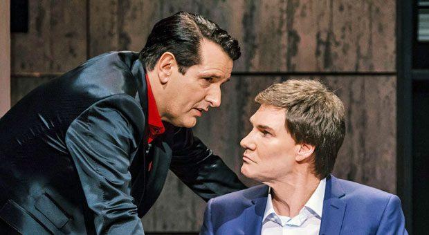 Ralf Dümmel (links) oder Carsten Maschmeyer - wer hat bei der Bilanz der 4. DHDL-Staffel die Nase vorn?