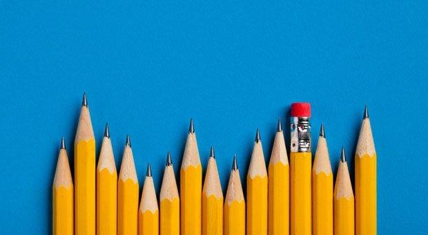 Alle schauen nach oben? Dann lohnt es sich, einmal nach unten zu schauen! Vielleicht bringt Sie der Perspektivwechsel auf unkonventionelle Ideen.