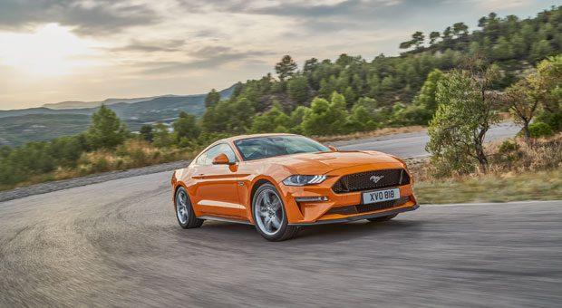 Viel Wumms für wenig Geld: Der Ford Mustang 2.3 Ecoboost hat eine Leistung von 317 PS. Sein Preis: ab 38.000 Euro.