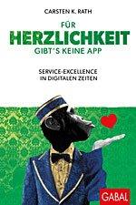 Buchcover: Für Herzlichkeit gibt's keine App