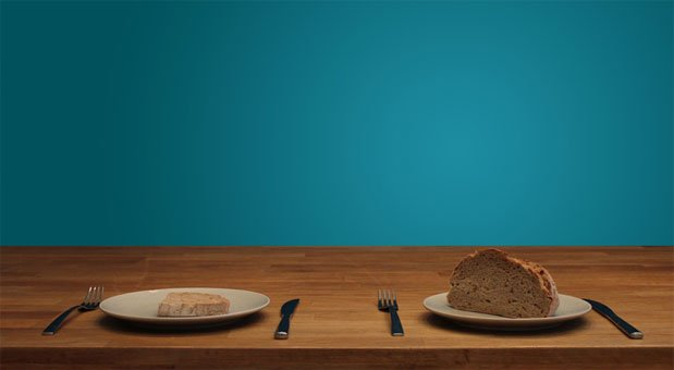 Sein Brot muss man sich hart verdienen, heißt es. Wie viel am Ende auf dem Teller liegt, hängt demnach von der Leistung ab. Nicht so bei Einhorn: Hier bekommt jeder ein festes Grundgehalt – egal, ob Chef oder Berufsanfänger.