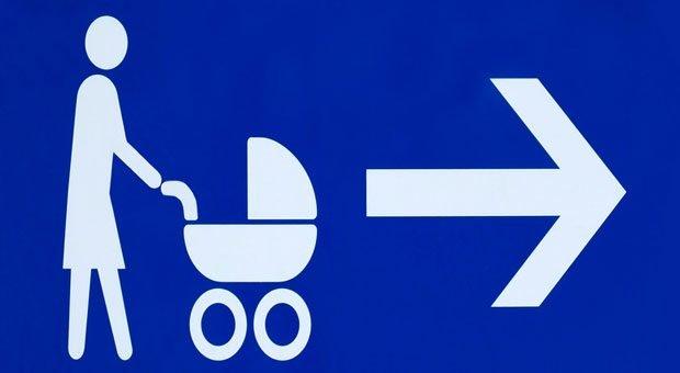 Da geht's zurück in den Job! Arbeitgeber können einiges tun, um ihren Mitarbeitern den Wiedereinstieg nach der Babypause zu erleichtern.