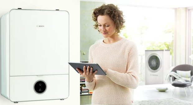 smart service key innovation von bosch f r heizanlagen impulse. Black Bedroom Furniture Sets. Home Design Ideas