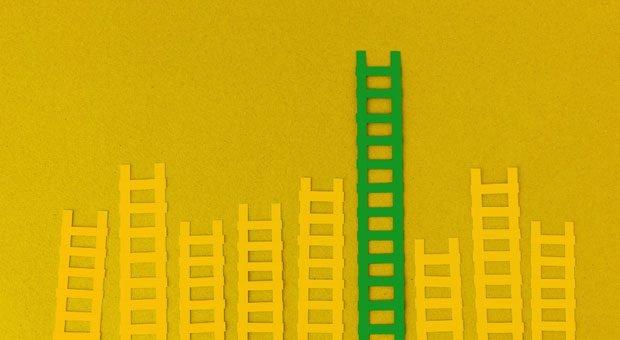 Hoch hinaus wollen viele Unternehmer. Doch auf dem Weg hin zum gesunden Wachstum lauern einige Fallen.