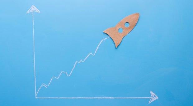 Wenn die Erfolgskurve des Unternehmens in die Höhe steigt wie eine startende Rakete, sollten Unternehmer ihre eigene Rolle überdenken.