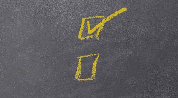 Die Datenschutz-Grundverordnung tritt Ende Mai in Kraft. Unsere DSGVO-Checkliste zeigt Ihnen, was Sie vorher abhaken sollten.