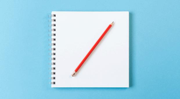 Keine Scheu vor dem leeren Blatt Papier: Wer ein Chefhandbuch für Mitarbeiter schreibt, kann viel Zeit und Nerven sparen.
