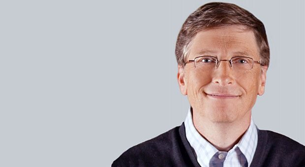 Microsoft-Gründer Bill Gates ist bekennender Fan von Großinvestor Warren Buffett.