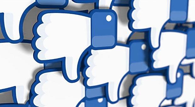 Daumen runter für Facebook-Fanpages von Unternehmen? Der Europäische Gerichtshof (EuGH) hat ein Urteil zum Datenschutz auf Fanseiten gefällt.