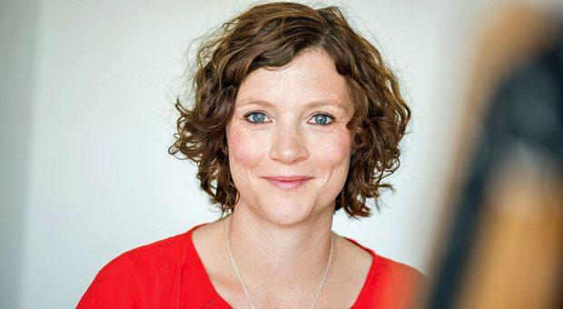 impulse-Autorin Katja Michel: Für ihren Beitrag über das Start-up Jimdo wurde sie mit dem Herbert-Quandt-Preis ausgezeichnet.