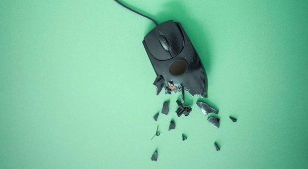 Ein falscher Klick und alles ist kaputt: Phishing Mails können Firmendaten abgreifen oder das ganze System lahmlegen.