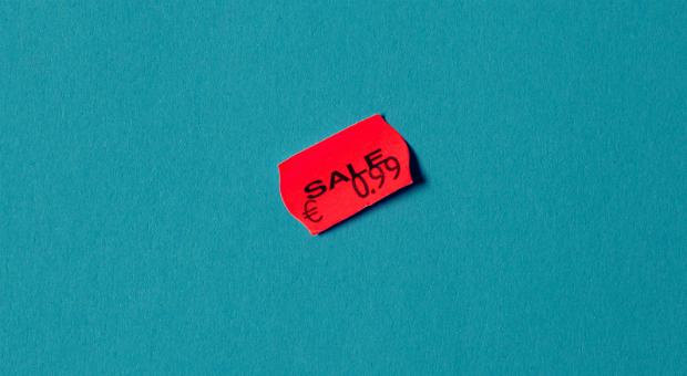 Mehr als nur ein Preisschild: Mithilfe von Preispsychologie  kann der Kunde zum Kauf angeregt werden.