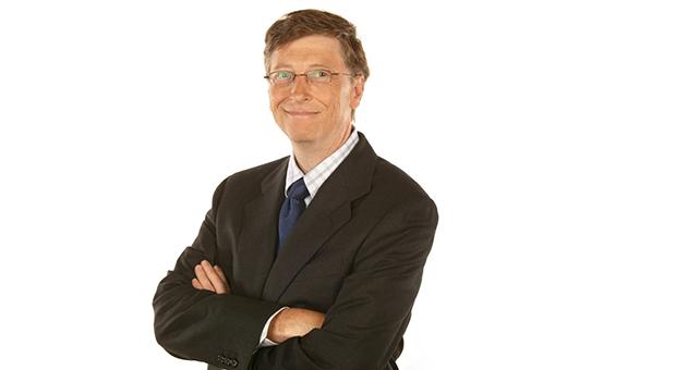 Microsoft-Gründer Bill Gates weiß: Als Unternehmer ist es wichtig, eigene Schwächen zu kennen.
