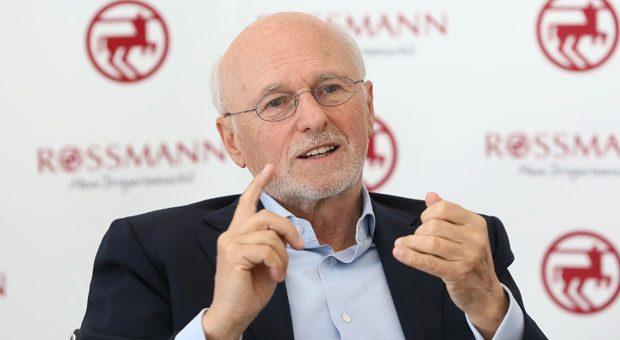 Dirk Roßmann Autobiographie-Cover