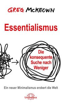 Cover Greg McKeown Essentialismus