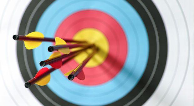 Maximal fünf Ziele sollen sich Unternehmer bei der OKR-Methode für jedes Quartal vornehmen.