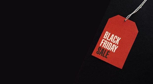 Viele Firmen geben hohe Rabatte am Black Friday, oft sogar auf das ganze Sortiment. Eine gute Idee?