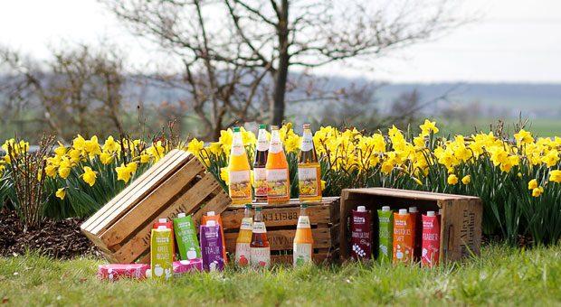 Der Fruchtsafthersteller Beckers Bester will möglichst nachhaltig arbeiten - deshalb hat das Familienunternehmen Plastikflaschen aus dem Sortiment geschmissen.