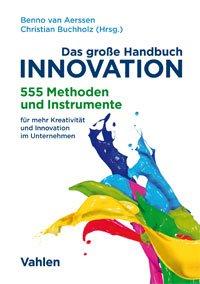 Buchcover: Das große Handbuch Innovation