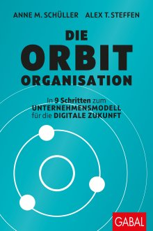 Buchcover: Die Orbit-Organisation