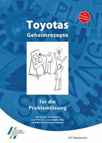 Buchcover 'Toyotas Geheimrezepte
